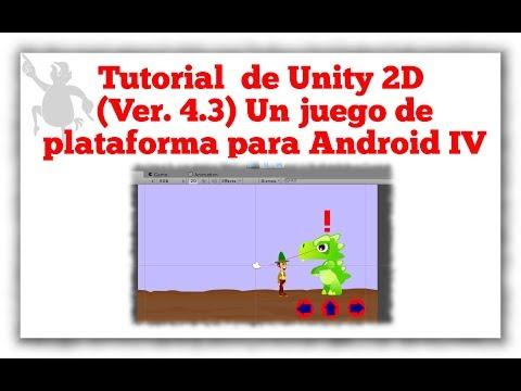 Tutorial De Unity 2d Y Android 4 5 Implementando Un Rango De Vista