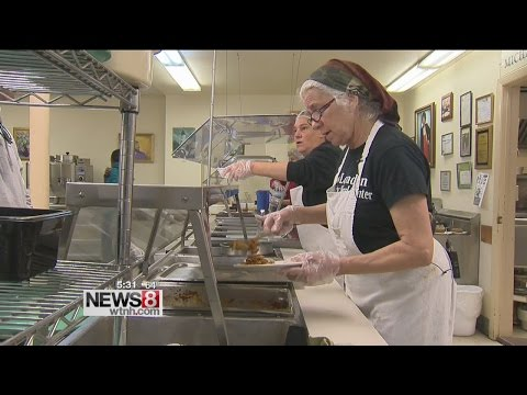 New London soup kitchen in jeopardy