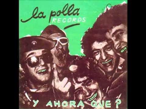 La Polla Records - Gaseosa la Clashera
