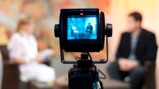 How to Speak during a Live Interview | Public Speaking