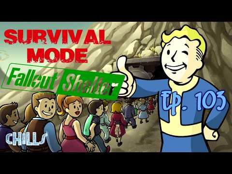 Fallout Shelter Survival Mode Ep.. 103