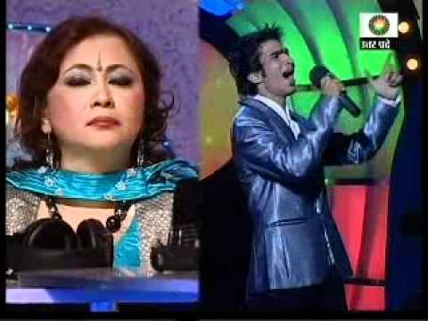 Idea pride of up-Rahul Tiwari-Sapno se bhare naina...