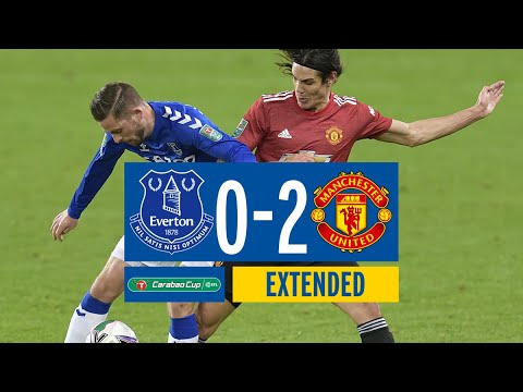 Everton Manchester United Goals And Highlights