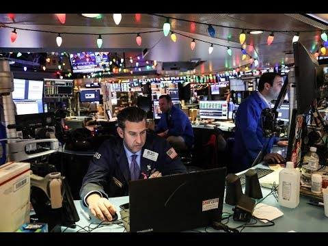 How computerized trading exacerbates market volatility, incl