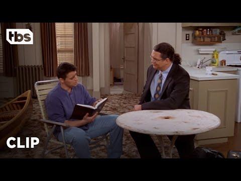 Friends: Joey Buys an Encyclopedia (Season 4) | TBS
