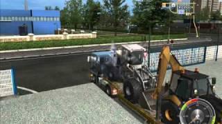 German truck simulator  Gameplay HD