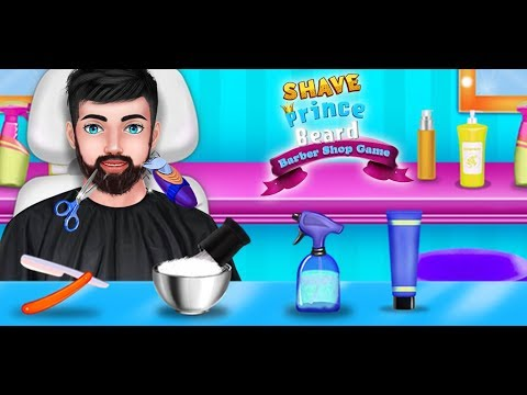 Shave Prince Beard Hair Salon - Barber Shop Game  For GamePlay Video By GameiMake