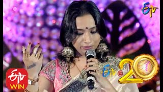 Kalpana Performs - Lakalakalaka song in ETV @ 20 Years Celebrations - 23rd August 2015