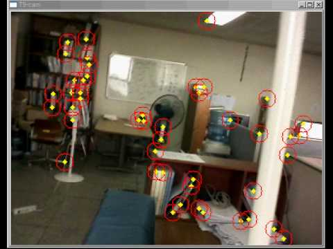 Corner Detection in Real-time