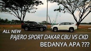 All New Pajero Sport Dakar // pilih yang cbu atau ckd???