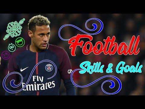 Football Skills & Goals 2017