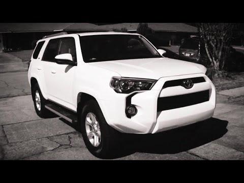 2014 Toyota 4runner Sr5 4x2 Full Review Start Up Exhaust