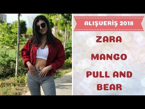 YAZ ALIŞVERİŞİ 2018 🛍   ZARA, MANGO, PULL AND BEAR