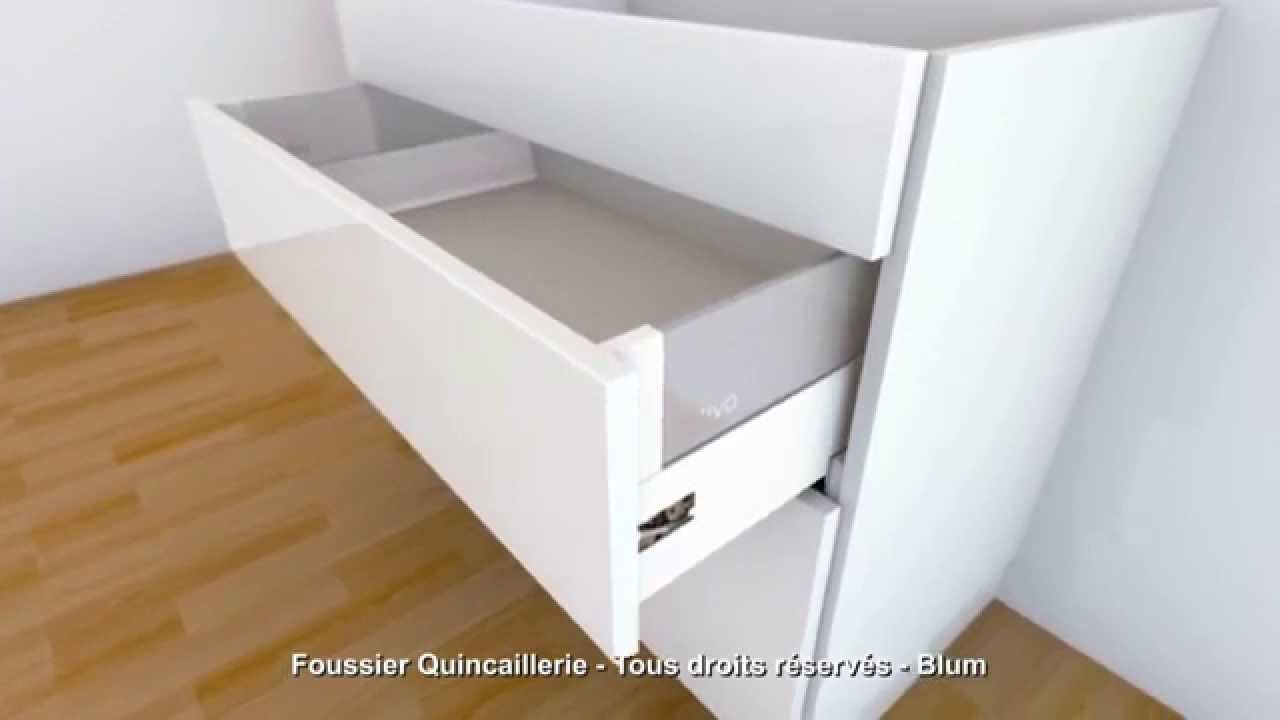blum tandembox intivo reglage inclinaison youtube. Black Bedroom Furniture Sets. Home Design Ideas