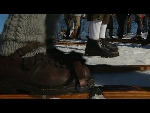 شاهد: التزلج بمعدات خشبية في التشيك.. زُهدٌ في الحداثة أم حنينٌ لماضٍ ولّى؟…  - نشر قبل 1 ساعة