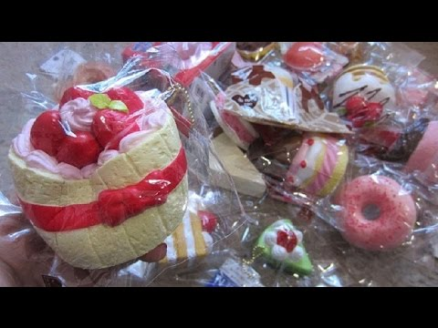 Cafe De N Squishy Package : HUGE MODES4U PACKAGE?!! ?   New cafe de n squishies?! - YouTube