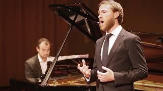 Stefan Kennedy sings 'Hide thou thy hated beams… Waft her angels' - Handel's Jephtha