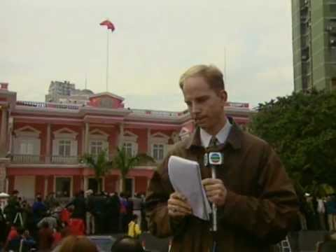 Ray Rudowski TVB News Blooper Tape 1998-1999
