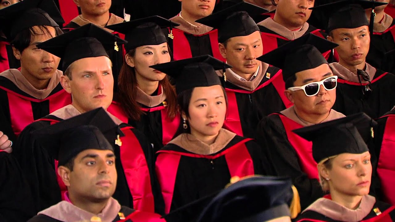 Stanford Graduate School of Business 2013 Graduation Highlights