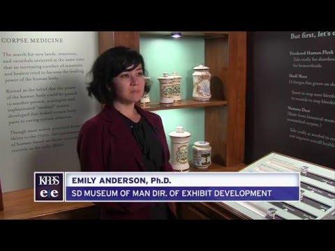 San Diego Museum Of Man's Cannibals Exhibit