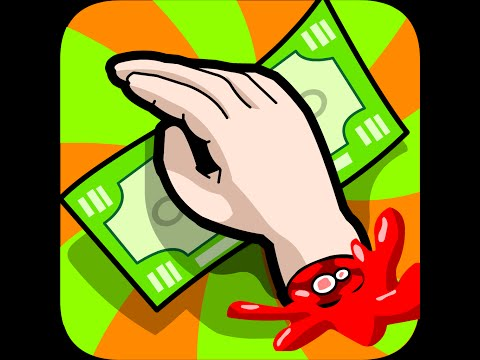 Флэш-игра Безрукий миллионер
