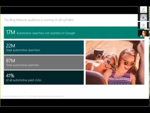 Digital Marketing Insights with Bing Ads