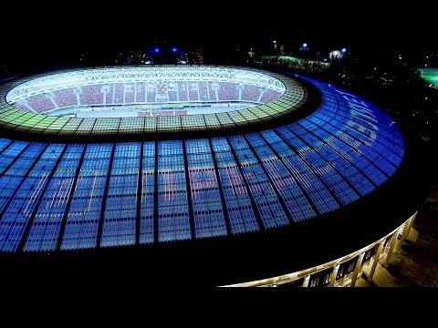 «Лужники» тур по главному стадиону страны