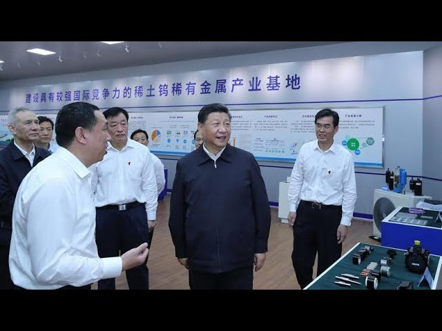 Xi Jinping emphasizes the role of tech innovation