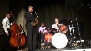 Take Five - Santonio and the Echols