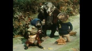 Cosgrove Hall Wind in the Willows (1983) - Toad eats berries