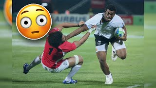 Most Fearsome Handoffs In Rugby History