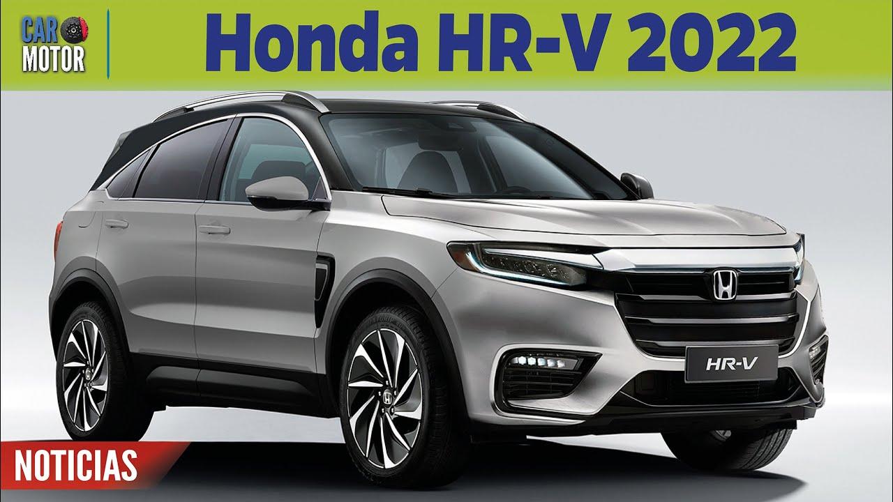 Honda HR-V 2022 - Sería más elegante y tecnológica 🚗   Car Motor