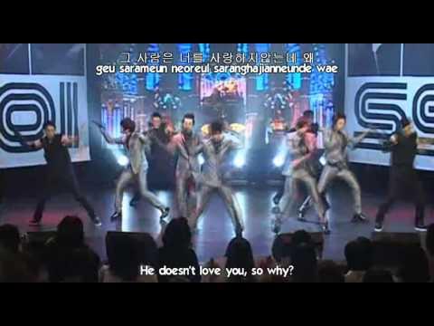 ROM/HAN/ENG; SS501 Love Ya Live
