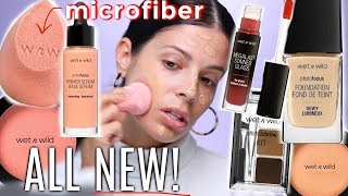 TRYING ALL THE NEW WET N WILD MAKEUP... hit or miss?