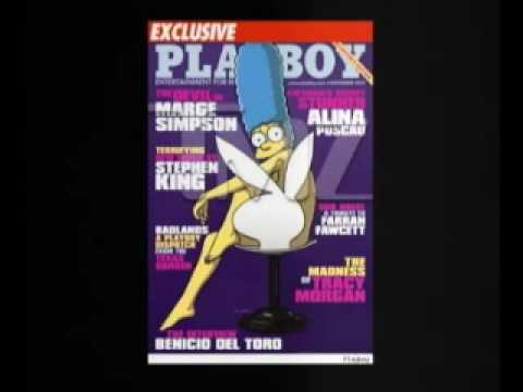 Playboy *Marge Simpson* from YouTube · Duration:  1 minutes 10 seconds
