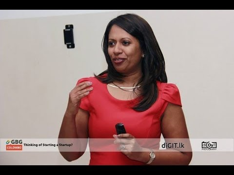 Turning an idea into a great Business - A GBG Colombo Presentation