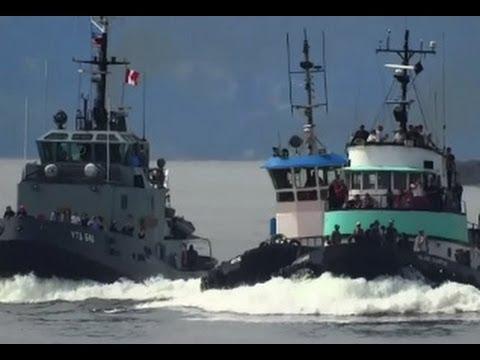 World's Largest Tug Boat Race 2013