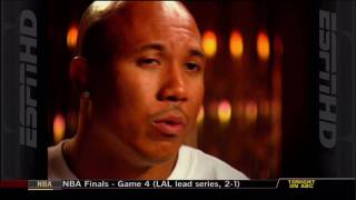 June 11 2009 - Hines Ward Biracial Outside the Lines Report (part 1)