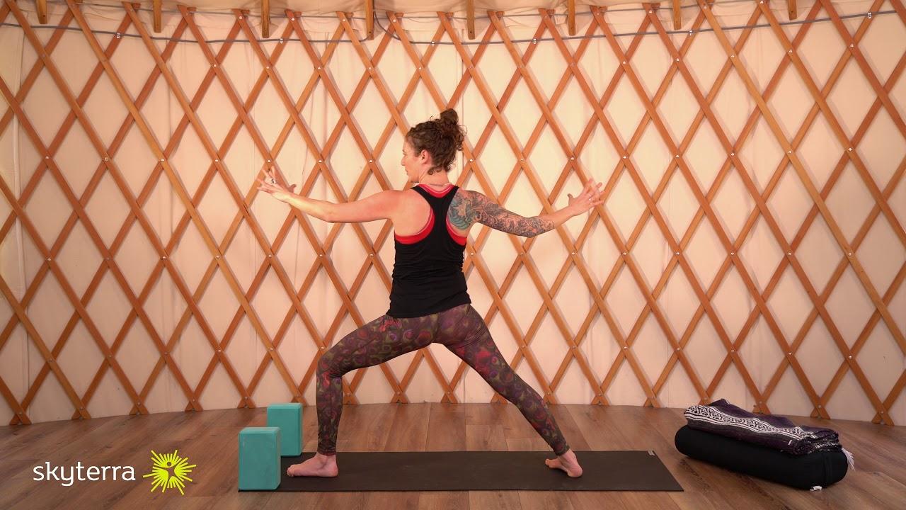 Yoga: Gentle Sunrise Flow Yoga Practice