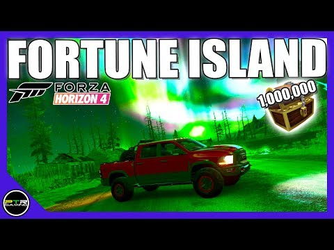 🔴 Forza Horizon 4 | Treasure Hunting Fortune Island