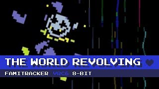 THE WORLD REVOLVING [8-Bit; VRC6] - Deltarune