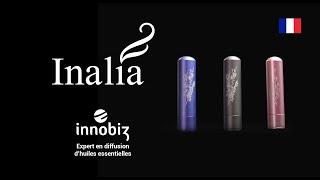 Inhalateur d'huiles essentielles Inalia