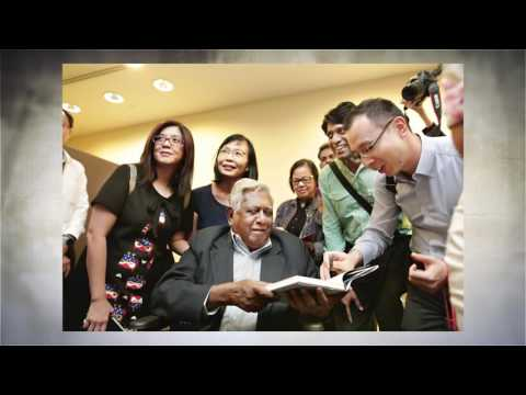 The Labour Movement remembers Mr S R Nathan and his journey with us