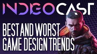 INDIGOCAST #2   Game Design Trends w/ Mah-Dry-Bread, Sole Porpoise & GriffinMuffin