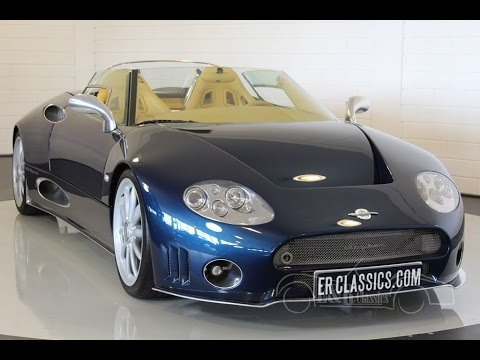 Spyker C8 Spyder 2005 Condition Is New Only 28 Km Driven Never