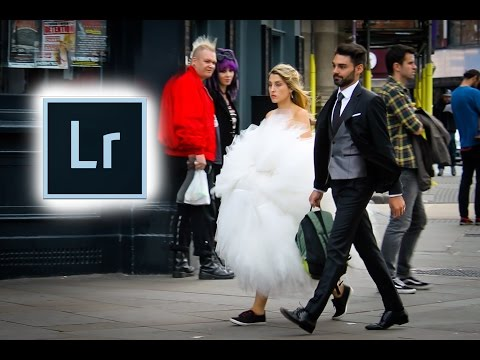 Wedding in Camden PHOTO EDITING || LIGHTROOM 3.6