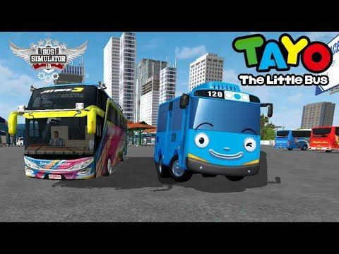 Dangdut Goyang Tayo Versi Bussid D Youtube