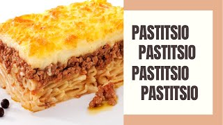 How To Cook Pastitsio How To Cook Greek Lasagna
