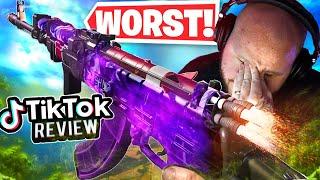 THIS AK-47 WAS THE WORST TIKTOK TEST EVER!! Ft. Nickmercs \u0026 SypherPK