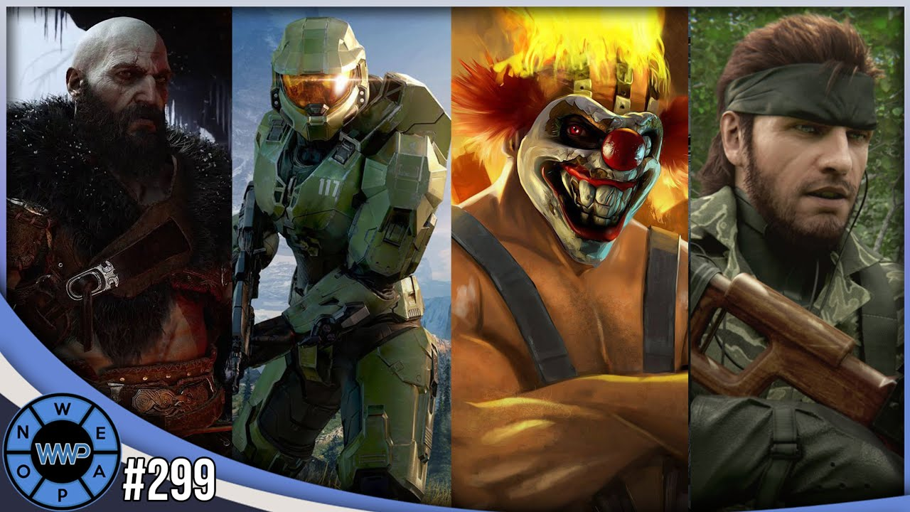 Download Halo | Bluepoint Games | Twisted Metal | PlayStation Trials | 4K Switch | GTA Trilogy - WWP 299